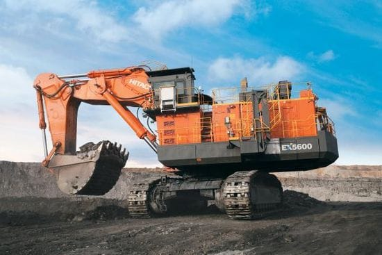 Case Study - Major Downtime Avoided for Excavator Operator