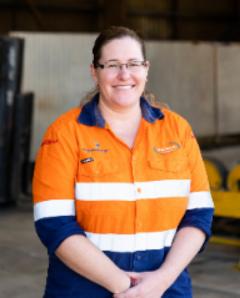 Janelle Graham - Operations Coordinator