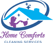 Home Comforts Cleaning Services logo