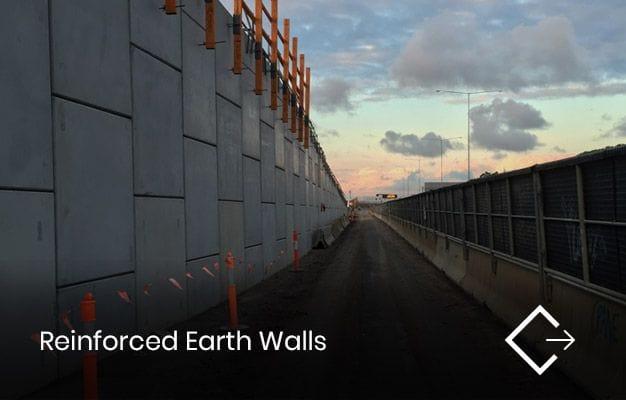 Reinforced Earth Walls | Crib Civil
