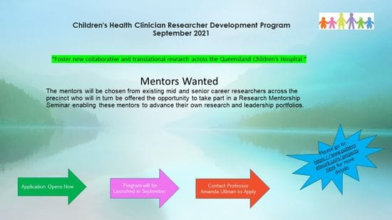 Children's Health Clinician Researcher Development Program