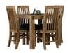 Sterling 5 Piece Square Dining Suite Thumbnail Main