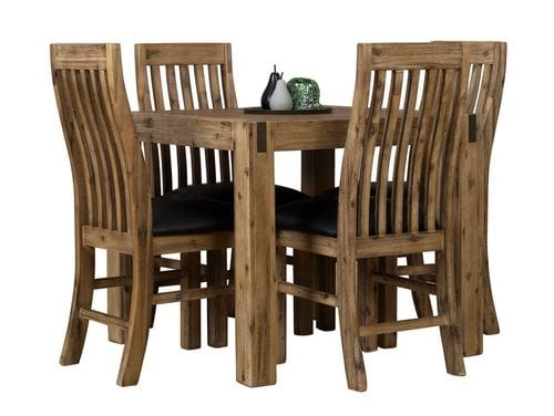 Sterling 5 Piece Square Dining Suite Main