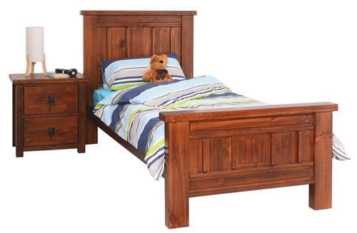 Nara Single Bed Main