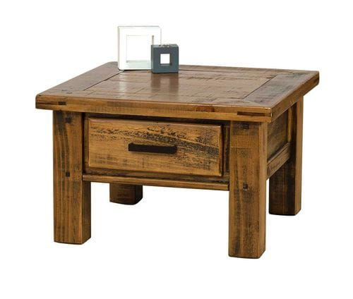 Woolshed Lamp Table Main