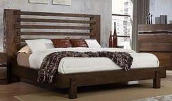 Eucalyptus Queen Bed