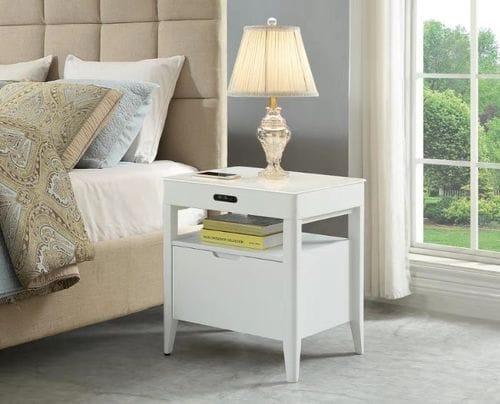 Betta High Tech Bedside Table Related