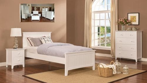 Coral Queen Bed Related