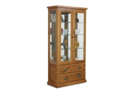 Bathurst Large Display Cabinet Main