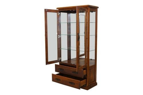 Drover Large Glass Display Cabinet Related
