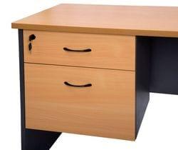 Rapid Worker Fixed Desk Pedestal