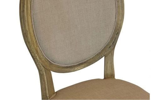 French Vintage Upholstered Dining Chair - Set of 2 Related