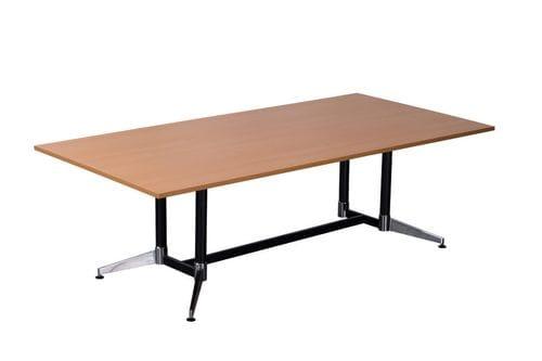 Typhoon Boardroom Table 2400mm Main
