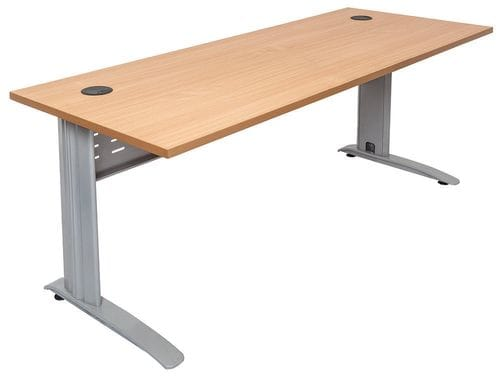 Rapid Span 1200mm  Desk (Beech) Main