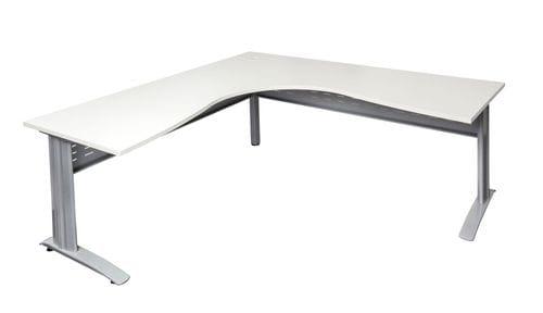 Rapid Span Corner Desk 1800/1500mm (White) Related