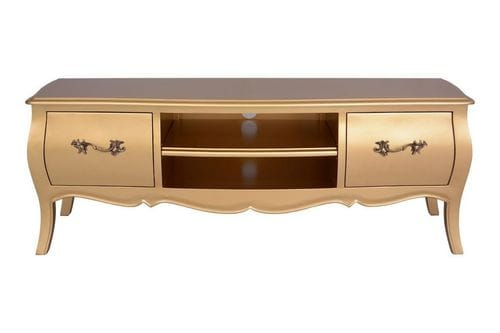 French Provincial Tv Unit Main