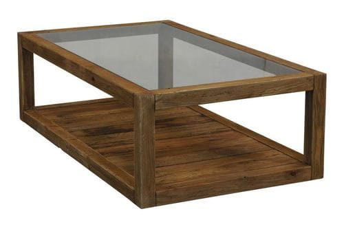 Norfolk Slatted Coffee Table Related