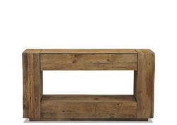 Norfolk Cubic Console Table