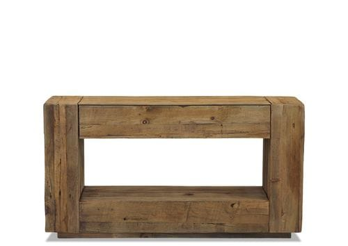 Norfolk Cubic Console Table Main