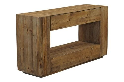 Norfolk Cubic Console Table Related