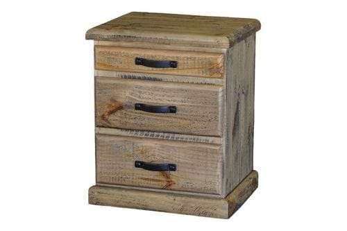 Outback Bedside Table Main