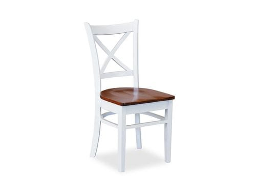 Crossback Two-Tone Dining Chair - Set of 2 Main