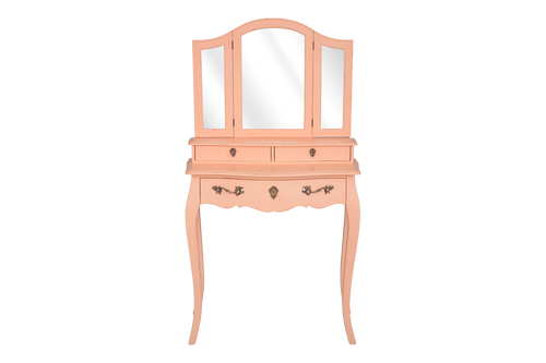 French Provincial Dressing Table Main