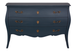 French Provincial Long Chest
