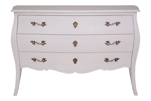 French Provincial Long Chest Related