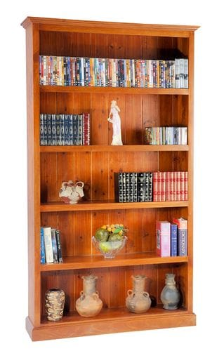 Shelby C Bookcase Main