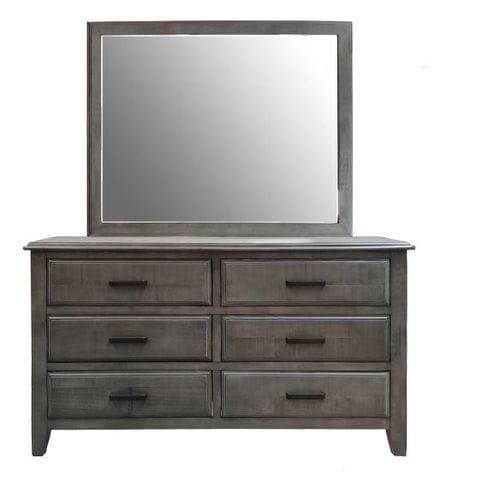 Da Vinci Dresser & Mirror Main