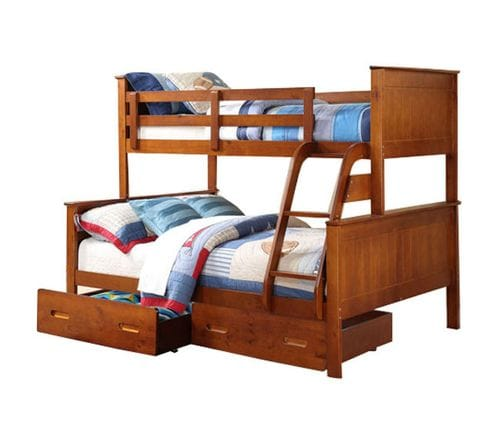 Jordan Single/Double Bunk Bed Main
