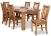 Webster 7 Piece Dining Suite Thumbnail Main