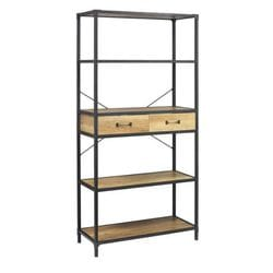 Reading Bookcase w-Drawers