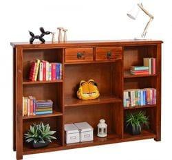 Napier Low Bookcase