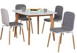 Mika 5 Piece Dining Suite