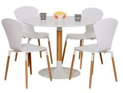 Luka Round Dining Table