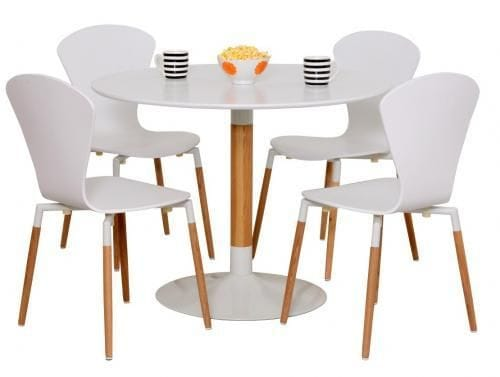 Luka 5 Piece Dining Suite - Square or Round Main