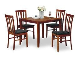 Kelly 5 Piece Dining Suite