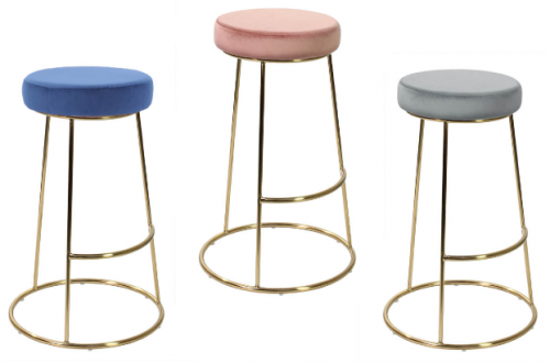 Jacinta High Bar Stool - Set of 2 Main
