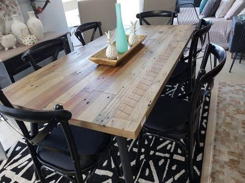 Hayworth 7pc Dining Suite Main