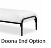 Abigail Single Bed (Doona Foot) Thumbnail Related