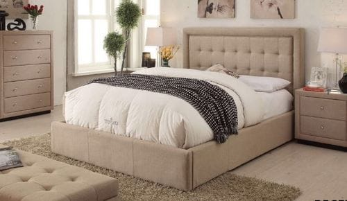 Regent Queen Bed Main