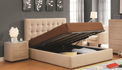 Brooklyn Queen Gas Lift Bed