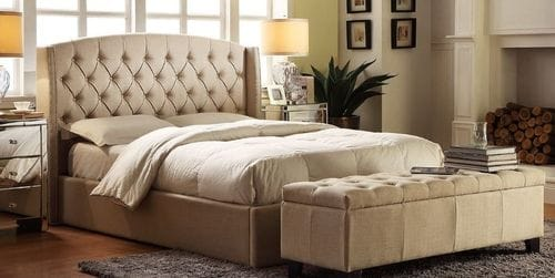 Hampton King Bed Related