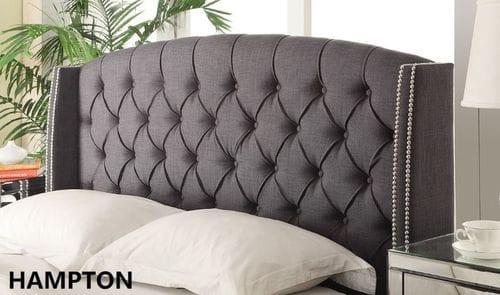 Hampton Queen Bed Head Main