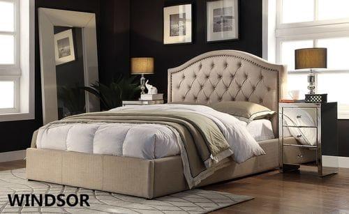 Windsor Queen Gas Lift Bed Related