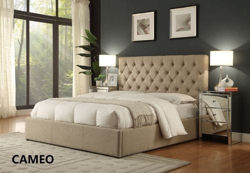 Cameo King Gas Lift Bed Related