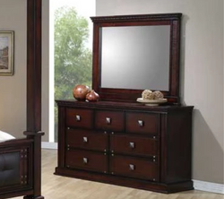 Norwood Dresser & Mirror