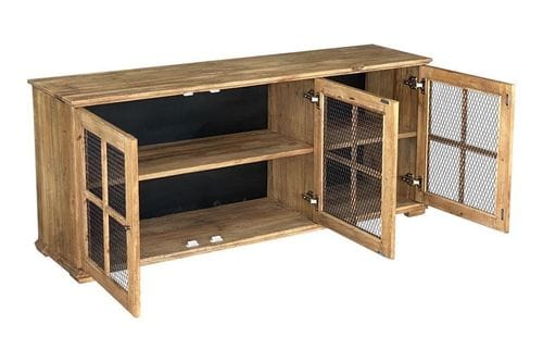 Norfolk Low Display Unit/TV Unit Related